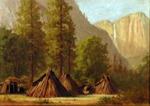 Yosemite Indian Village