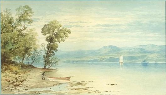 Boating On The Hudson River