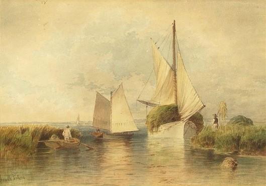 Hayboats