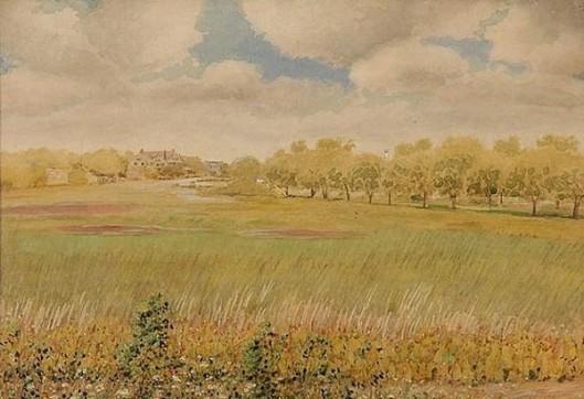 Home Across The Marsh