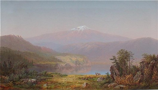 Mount Washington Landscape