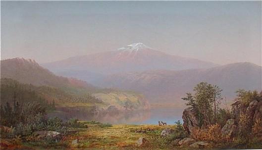 Mount Washington Landscape