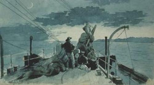 The Kangaroo Boat