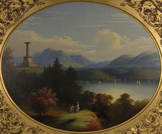 The Kosciusko Monument At West Point