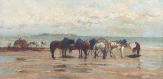 The Seaweed Gatherers