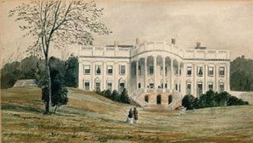 The White House - President's House, Washington