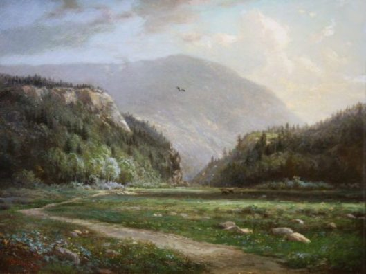 Elephant's Head And Mount Webster, Crawford Notch