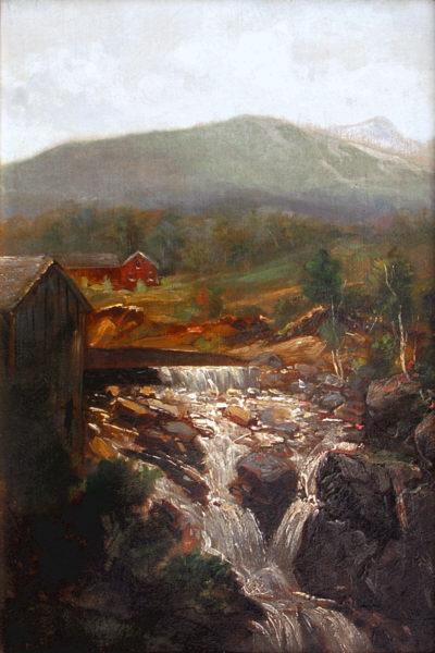 Goodrich Falls
