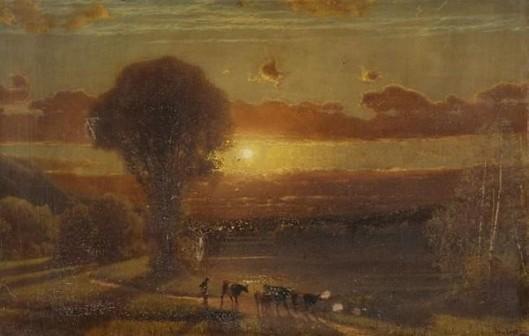 Luminist Landscape