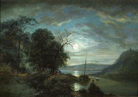 Moonlight Encampment