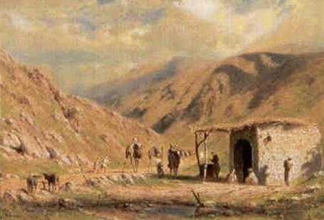 Mountain Caravan