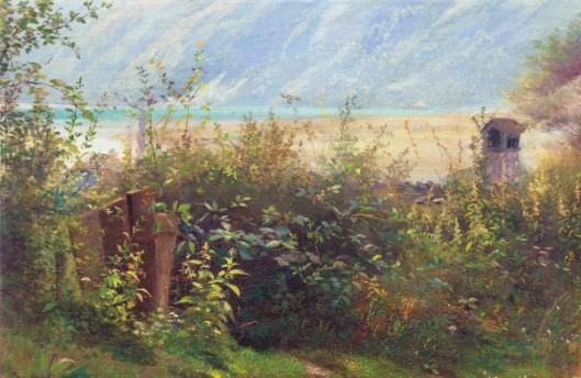 New England Coastal Landscape