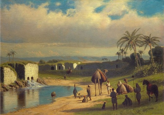 Oriental Oasis