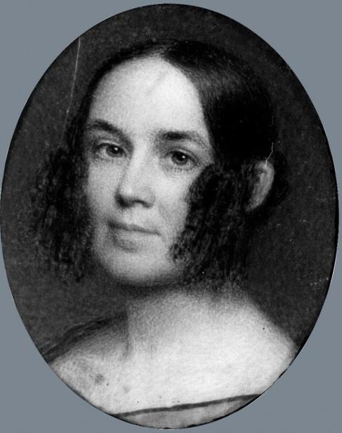 Mrs. Alvan Clark (Maria Pease)