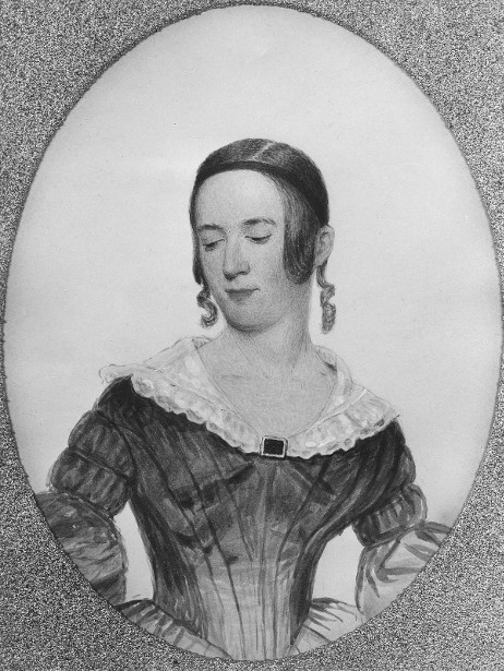 Mrs. Joseph Tryon (Sarah Homer Lane)
